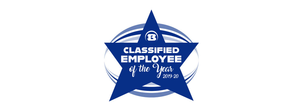 Classified Employees of the Year Recognition 2019-20