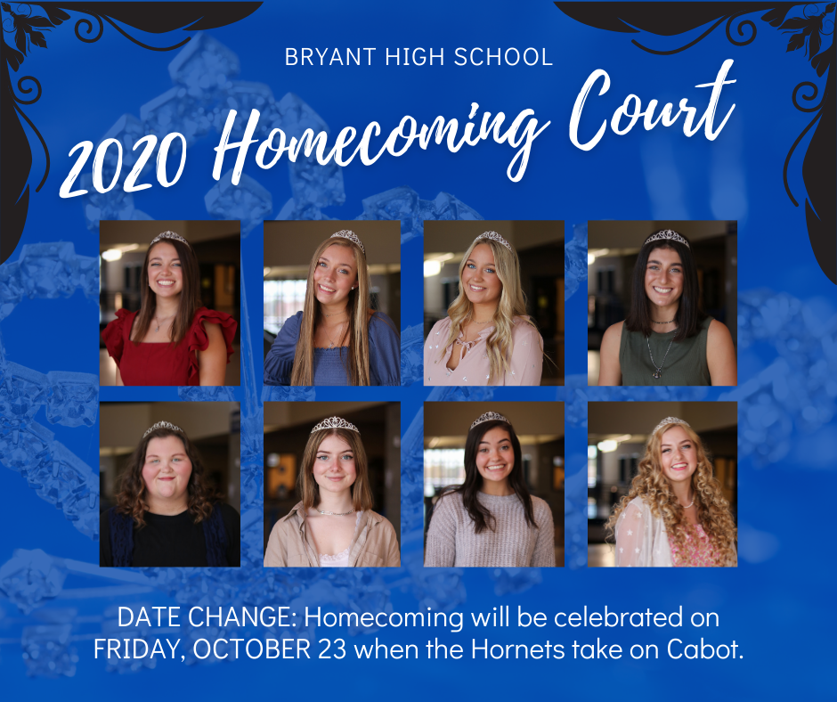 Homecoming: Date Change
