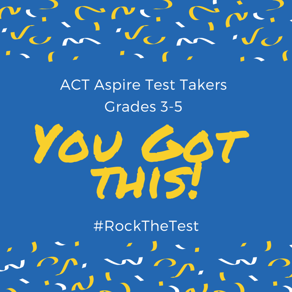 ACT Aspire Test