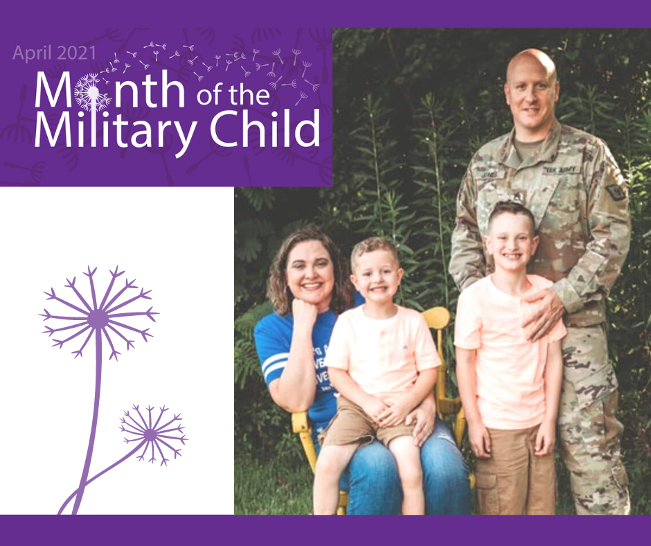 Month of Military Child